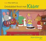 Driedubbel feest met Kikker - Max Velthuijs (ISBN 9789025866785)