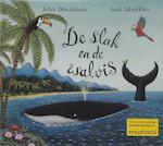 Slak en de walvis - Julia Donaldson (ISBN 9789025736934)
