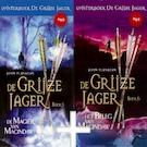 De Grijze Jager Boek 5 en 6 - De magiër van Macindaw, Het beleg van Macindaw - John Flanagan (ISBN 9789490938444)