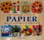 Het complete boek over papier - Cheryl Owen, Anna Vesting, Textcase (ISBN 9789039601426)