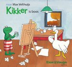 Kikker is boos - M.Velthuijs