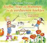 Steffie, Stan en Wammes en de verdwenen koekjes - Jacques Vriens (ISBN 9789000328734)