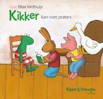 Kikker kan niet praten - Max Velthuijs