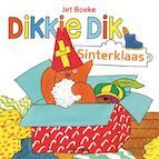 Dikkie Dik Sinterklaas (display 10 exx.) - Jet Boeke