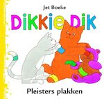 Dikkie Dik: pleisters plakken - Jet Boeke, Arthur van Norden (ISBN 9789025725358)