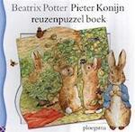 Pieter Konijn reuzenpuzzel - B. Potter (ISBN 9789021618838)