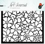 Mijn Art Journal 15 sjablonen (ISBN 9789045323596)