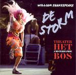 Muziek uit 'De storm' - William Shakespeare, Alberto Klein Goldewijk, Lykele Muus, Het BosTheater (ISBN 9789461497529)