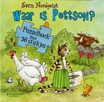 WAAR IS PETTSON? PUZZELBOEK - Sven Nordqvist (ISBN 9789059086944)