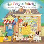 Het Feestwinkeltje - Marianne Busser (ISBN 9789048843480)