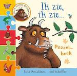 Ik zie, ik zie.. Gruffalo puzzelboek - Julia Donaldson (ISBN 9789047704195)