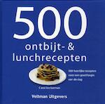500 ontbijt- en lunchrecepten - Carol Beckerman, Vitataal (ISBN 9789048303205)