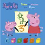 Tellen en Kleuren met Peppa Pig - Neville Astley, Mark Baker (ISBN 9789047803966)