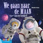 WE GAAN NAAR DE MAAN - Mireille Geus (ISBN 9789048733613)