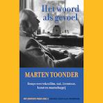 Het woord als gevoeldeel 2 - Maarten Toonder (ISBN 9789082685510)