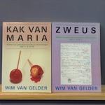 KAK VAN MARIA - Liers dialektwoordenboek deel 1 (A-M) + ZWEUS - Liers dialektwoordenboek deel 2 (N-Z) - Unknown