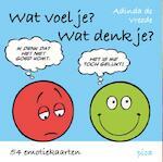 Wat denk je? Wat voel je? - Adinda de Vreede (ISBN 9789492525253)