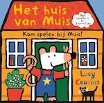 Het huis van Muis - Lucy Cousins (ISBN 9789025875220)