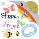 Stippen en Strepen - Mijn eerste vormen speelboek (ISBN 9781472362483)
