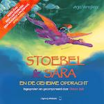 Stoebel & Sara en de geheime opdracht - Anja Vereijken (ISBN 9789081329002)