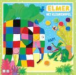 Elmer bordspel - Help Elmer zijn kleuren te vinden