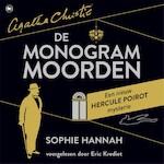 De Monogram Moorden - Agatha Christie, Sophie Hannah (ISBN 9789044355604)