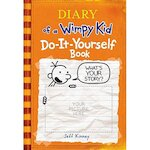 Diary of a Wimpy Kid. Do-it-yourself book - Jeff Kinney (ISBN 9780810984516)
