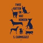 Twee katten en wat honden - Simon Carmiggelt (ISBN 9789029540186)