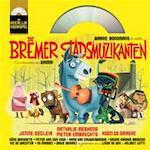 De Bremer Stadsmuzikanten - Grimm (ISBN 9079040177)