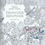 Dierenrijk kleurboek - Millie Marotta (ISBN 9789045207599)