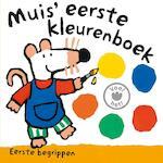 Muis eerste kleurenboek - Lucy Cousins (ISBN 9789025861834)