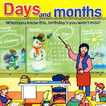 Days and months - Philip Hawthorn, Sarah Davison, Miles Gilderdale (ISBN 9789077102916)