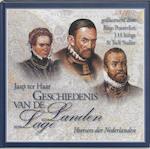 Geschiedenis van de Lage Landen / 2 Heersers der Nederlanden - Jaap ter Haar, Rien Poortvliet (ISBN 9789043509596)