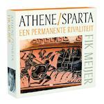 Athene en Sparta - Fik Meijer (ISBN 9789491224089)
