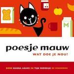 Poesje Mauw - Nanna Adams (ISBN 9789058389473)