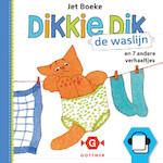 Dikkie Dik - De waslijn en 7 andere verhaaltjes - Jet Boeke
