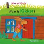 Waar is Kikker? - Max Velthuijs