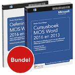 Cursusboek MOS Word 2013 Basis + extra oefeningen (ISBN 9789059055728)