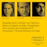 Lowlands 2015 - Anton Tsjechov, Remco Campert, Saki (ISBN 9789492362018)