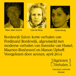 Bordewijk Salon - Ferdinand Bordewijk, Maarten Biesheuvel, Manon Uphoff (ISBN 9789492362001)