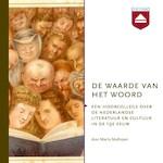De waarde van het woord - Marita Mathijsen (ISBN 9789085309420)