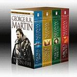 Game of Thrones Boxed Set - George R. R. Martin (ISBN 9780345529053)
