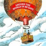 Around the world in 80 days - Jules Verne (ISBN 9789078604563)