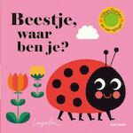 Beestje, waar ben je ? - Ingela P. Arrhenius, Ingela P Arrhenius (ISBN 9789025766320)
