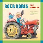 Boer Boris telt schaapjes - Ted van Lieshout (ISBN 9789025766375)