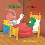 Kikker is ziek - Max Velthuijs (ISBN 9789025871499)