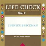 Life check - deel 2: Hoe ga ik om met anderen - Tinneke Beeckman (ISBN 9789085715504)
