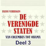 De Verenigde Staten - deel 3 - Frans Verhagen (ISBN 9789085715283)