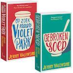 Op zoek naar Violet Park en Gebroken soep - geseald