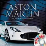 Book with DVD - Aston Martin (Book and DVD) (ISBN 9780857804914)